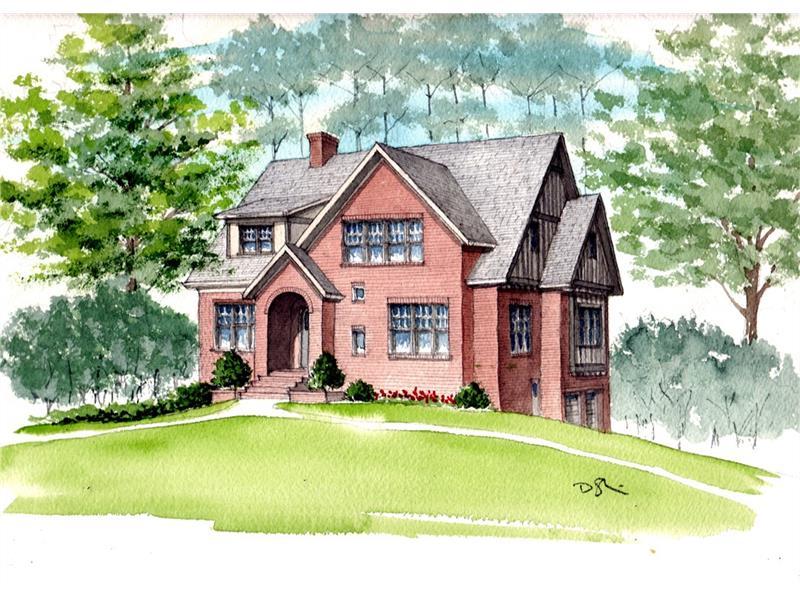 1250 NE Briardale Lane, Atlanta, GA 30306
