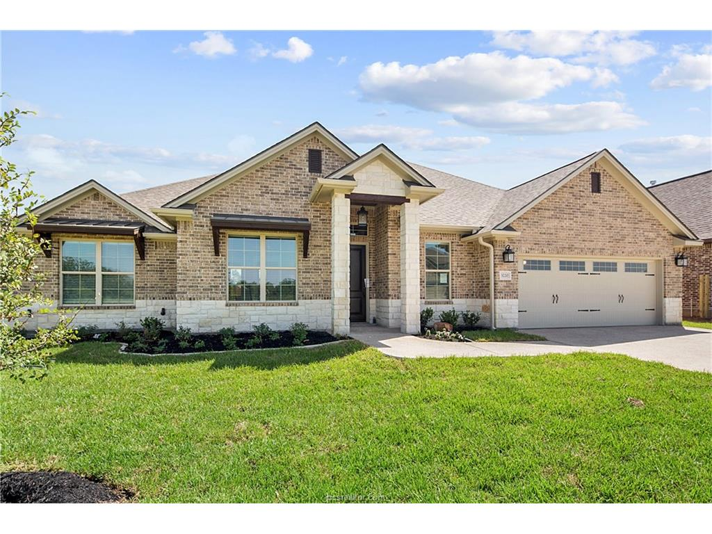 3220 Middleburg Green, Bryan, TX 77808
