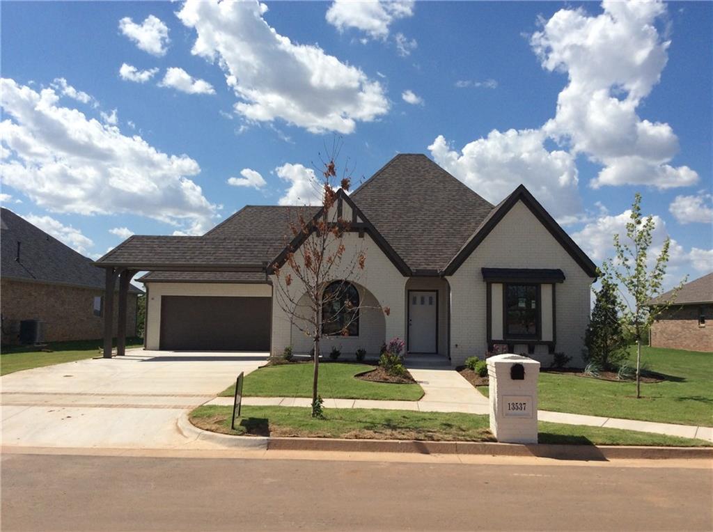 13537 Cobblestone Curve Road, Oklahoma City, OK 73142