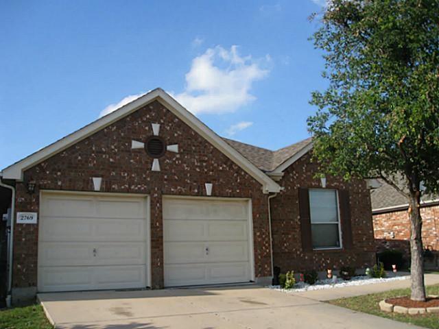 2769 Sunlight Drive, Little Elm, TX 75068