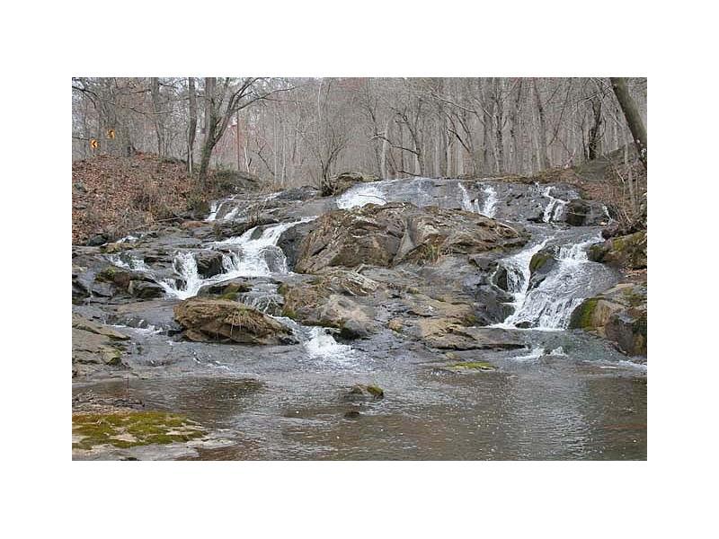 Clay Creek Falls Road, Dahlonega, GA 30533