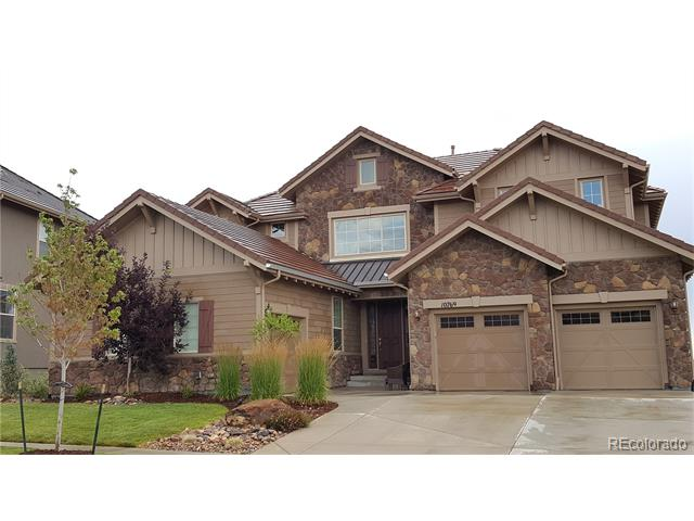 10769 Sundial Rim Road, Highlands Ranch, CO 80126