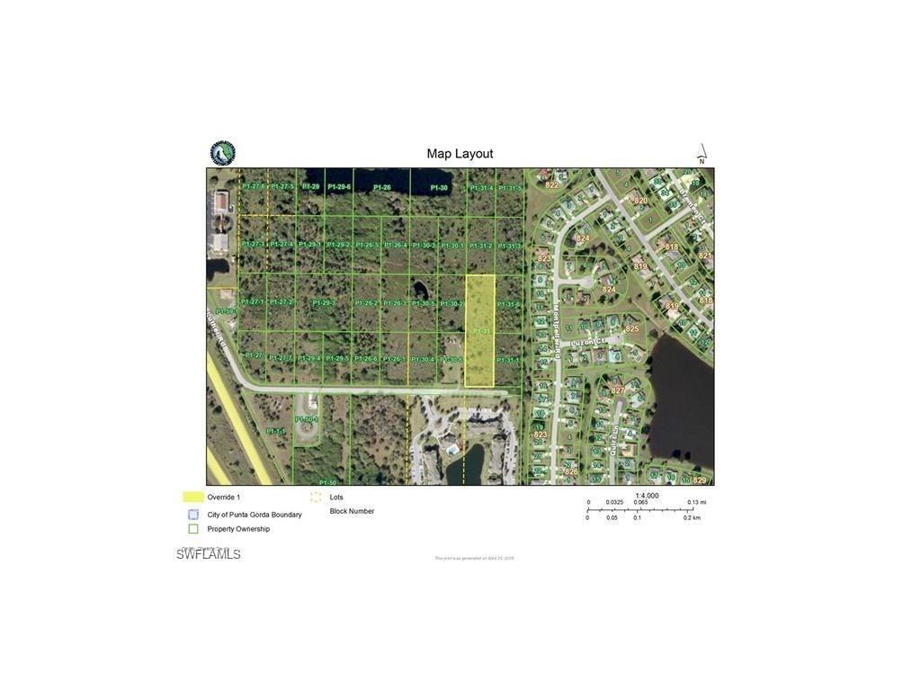 2560 Luther RD, PORT CHARLOTTE, FL 33983