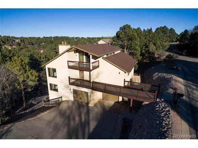 1621 Vickers Drive, Colorado Springs, CO 80918