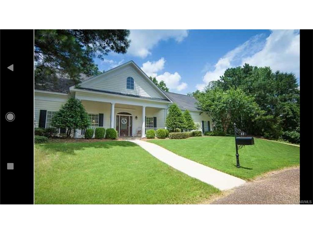 27 Willow Bend Drive, Wetumpka, AL 36093