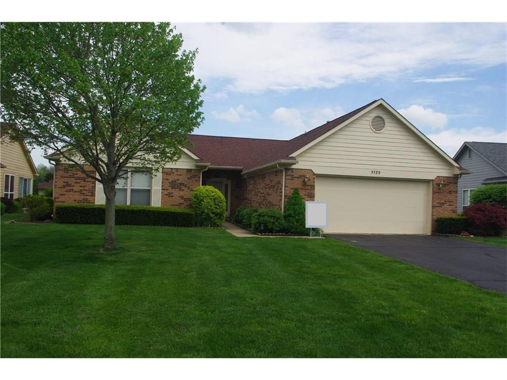 5789 Crystal Bay West Drive, Plainfield, IN 46168