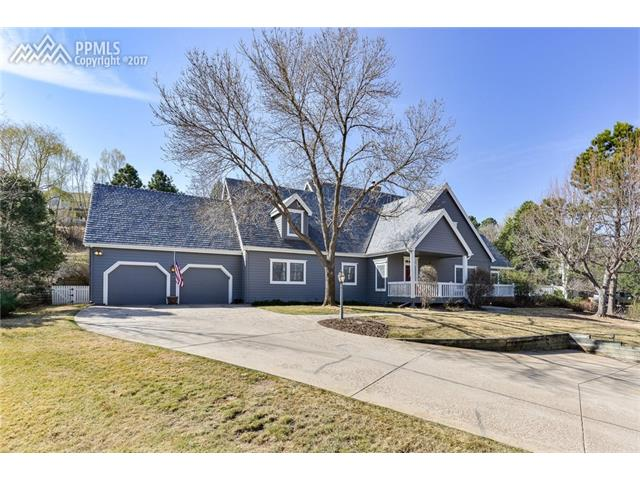 529 S Bear Paw Lane, Colorado Springs, CO 80906