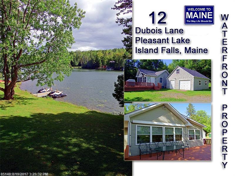 12 Dubois LN , Island Falls, ME 04747