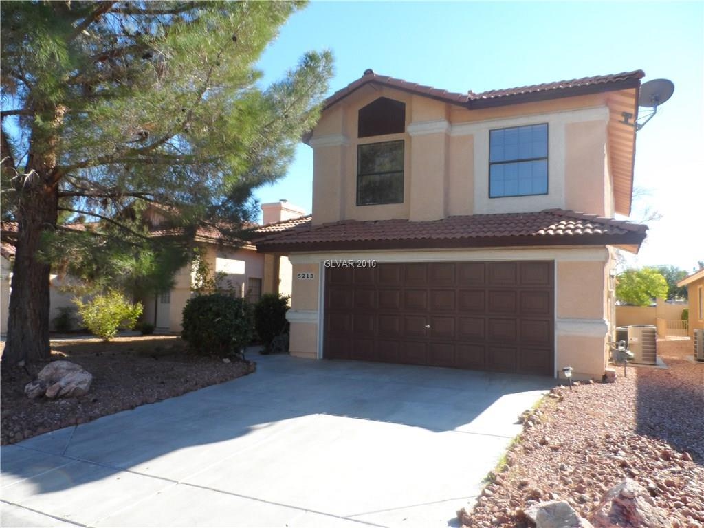 5213 TAMANAR Drive, Las Vegas, NV 89130
