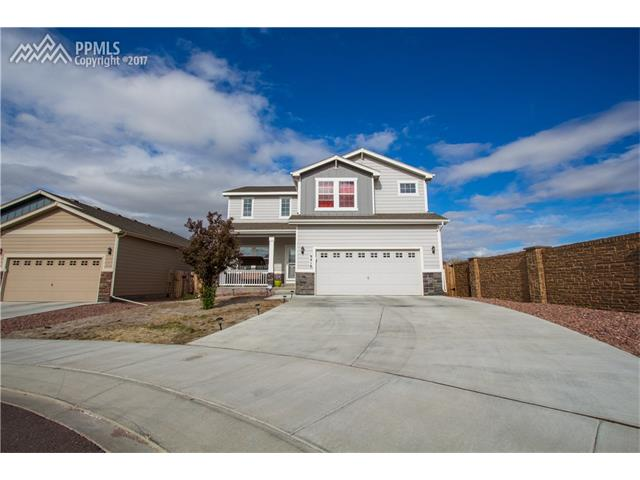 9416 Torecco Court, Fountain, CO 80817