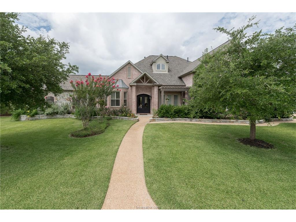 5200 Sycamore Hills Court, College Station, TX 77845