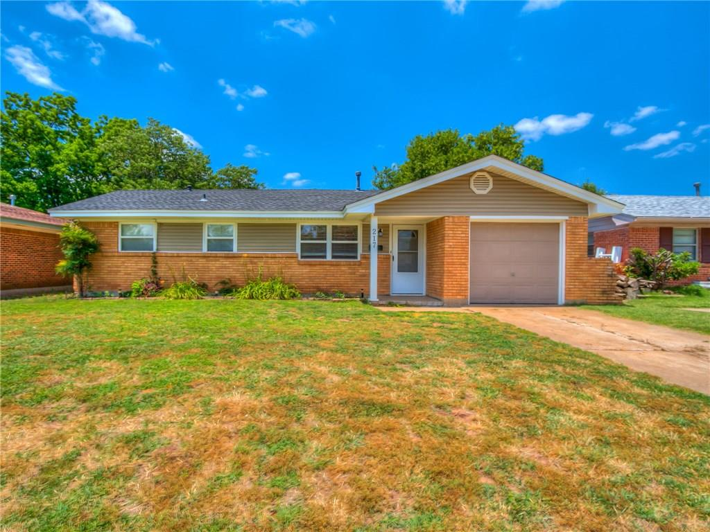 217 S Irving Drive, Moore, OK 73160