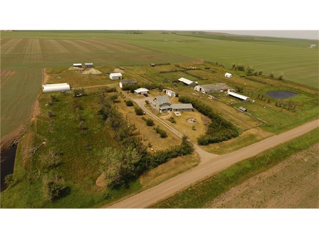 155032 Range Road 232, Rural Vulcan County, AB T0L 2B0