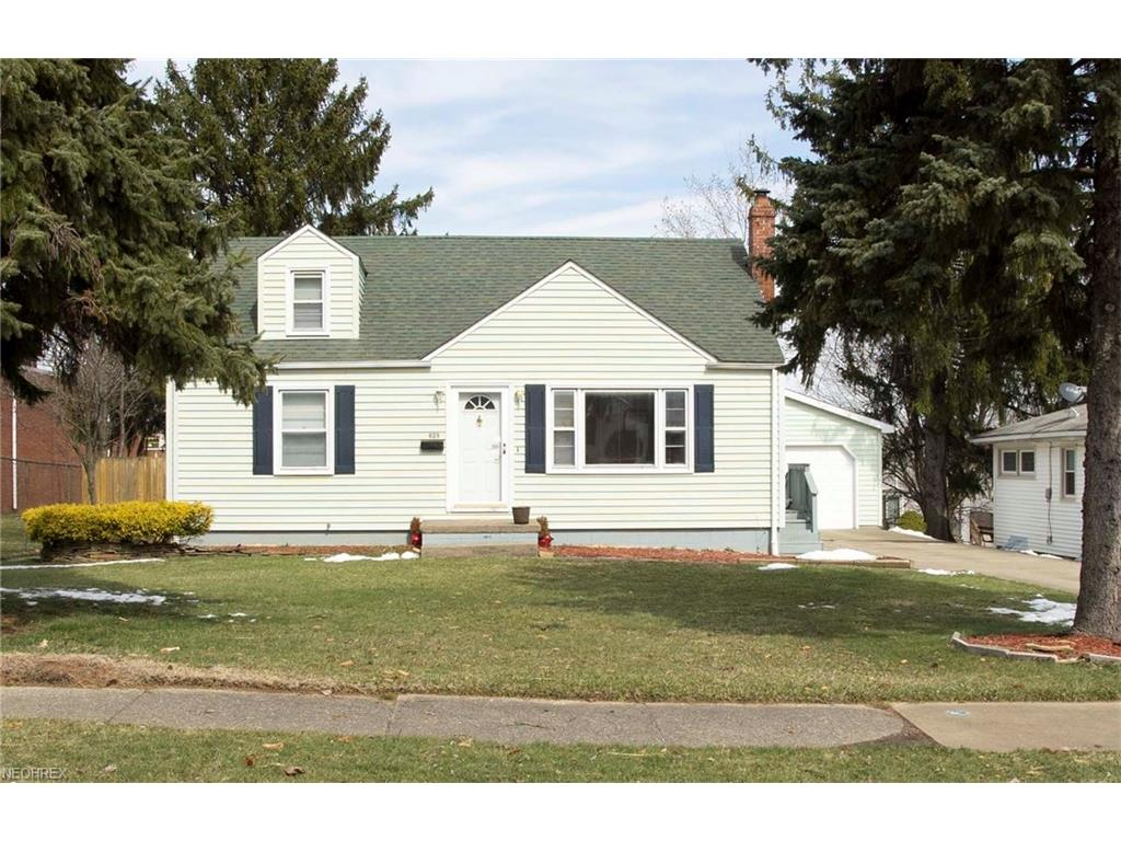 629 W Wilson St, Struthers, OH 44471