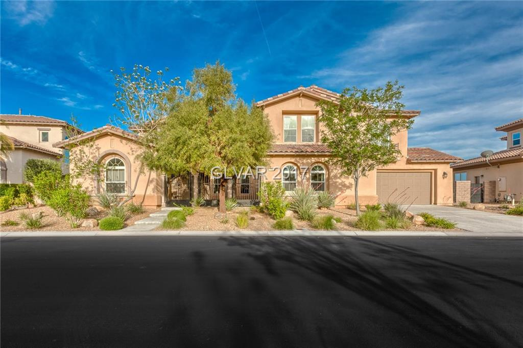 712 CHERVIL VALLEY Drive, Las Vegas, NV 89138