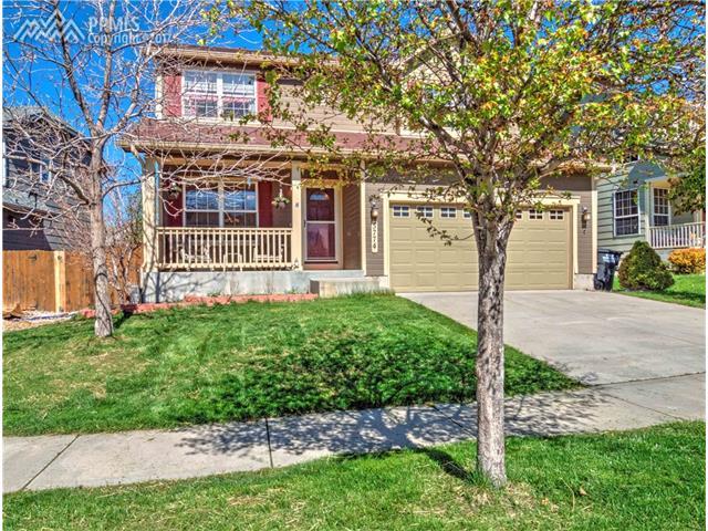 5774 Pioneer Mesa Drive, Colorado Springs, CO 80923