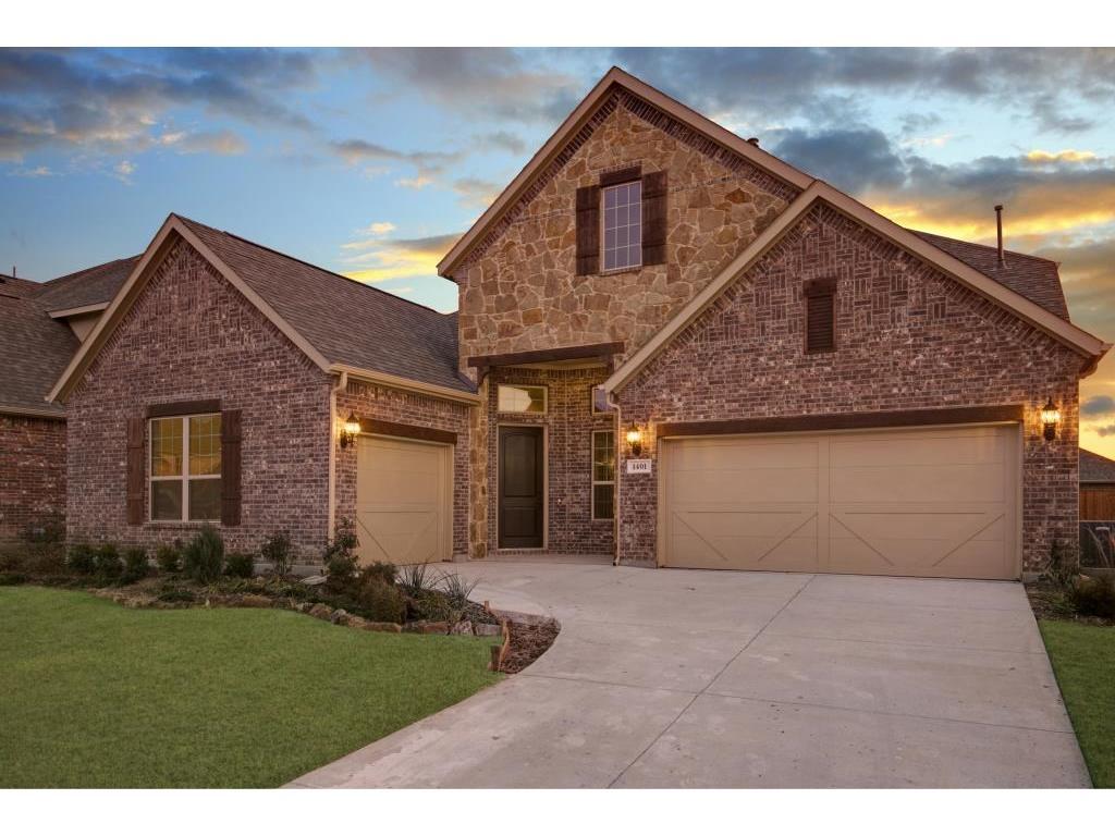 1401 Big Creek Drive, McKinney, TX 75071