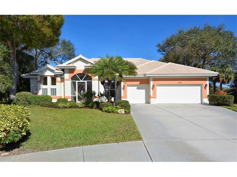 498 BUTTONBUSH LANE, VENICE, FL 34293