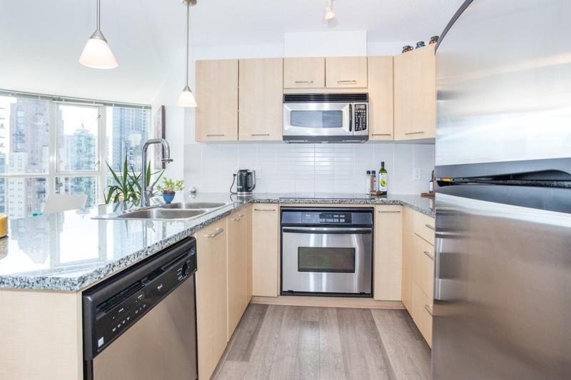1199 SEYMOUR STREET 1506, Vancouver, BC V6B 1K3