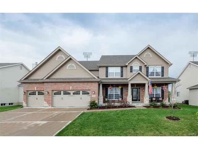 316 Trailhead Way, Dardenne Prairie, MO 63368