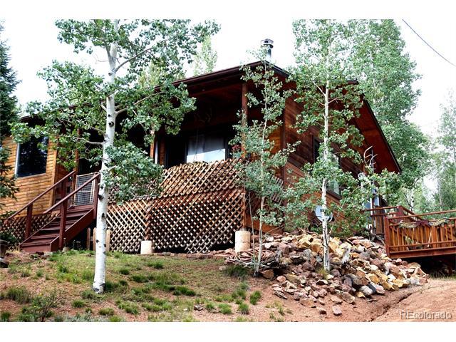 45 Deerhorn Drive, Cripple Creek, CO 80813