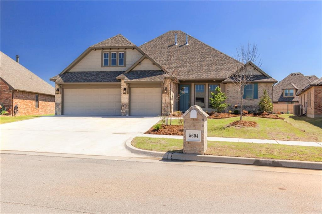 5604 St James Place, Mustang, OK 73169