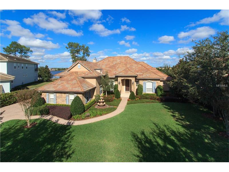 8334 LAKE BURDEN CIRCLE, WINDERMERE, FL 34786