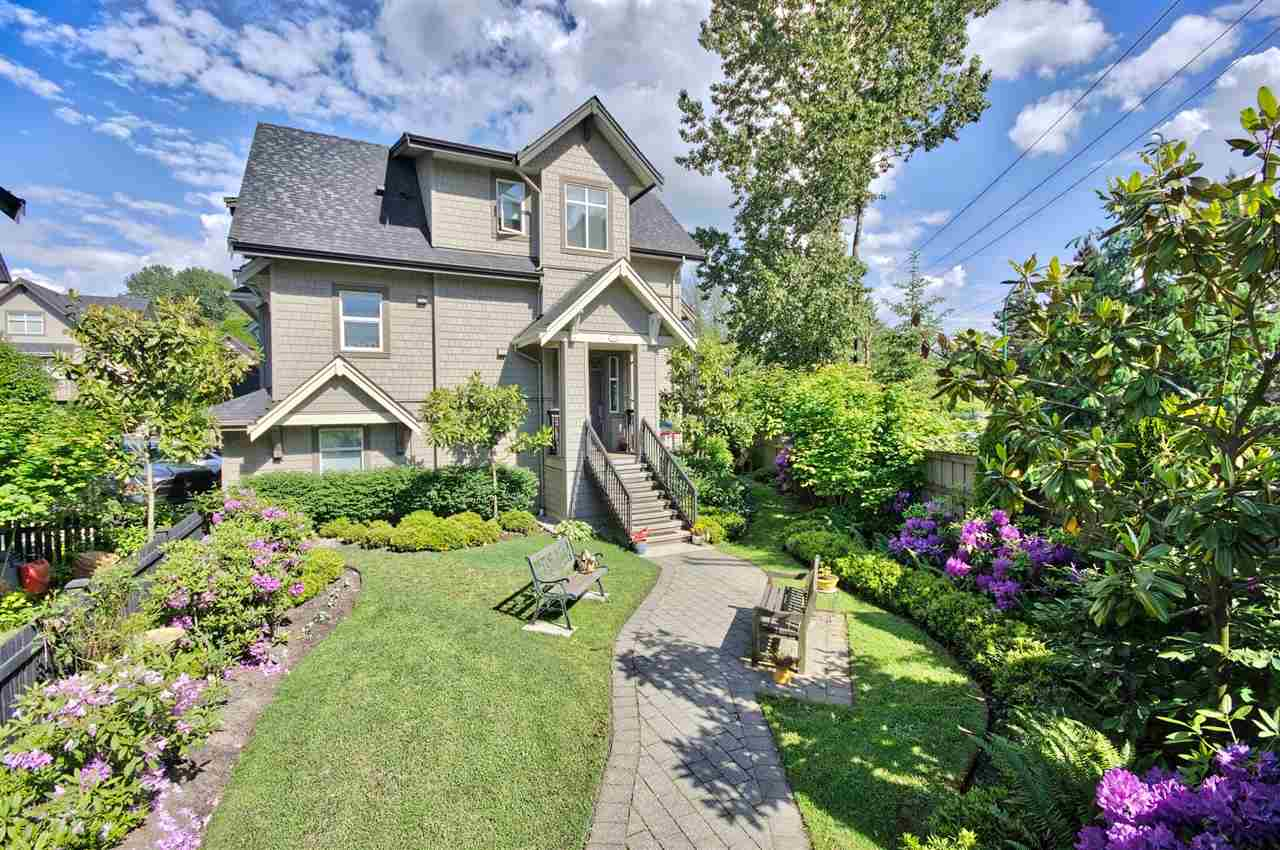 768 ORWELL STREET, North Vancouver, BC V7J 0A5