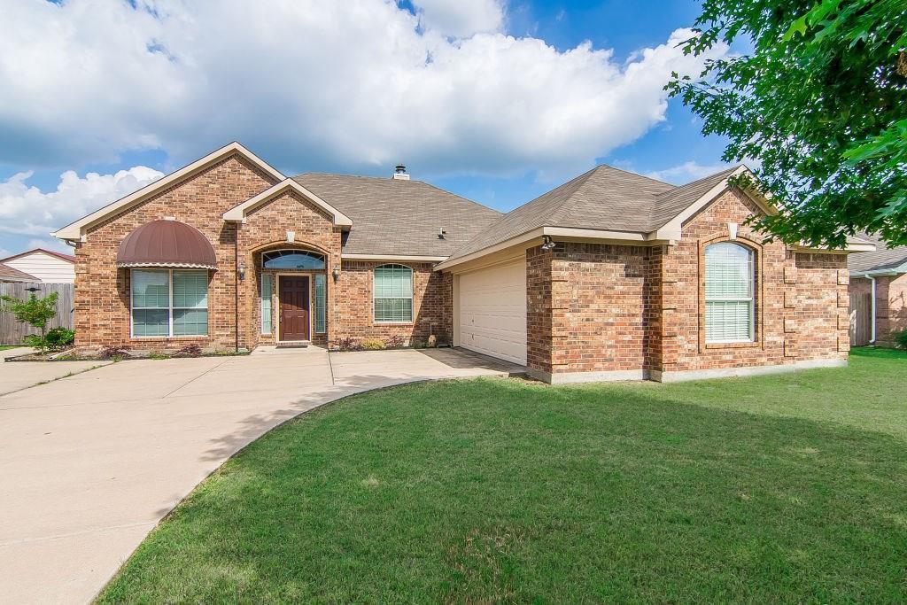 805 Dickerson Circle, Celina, TX 75009