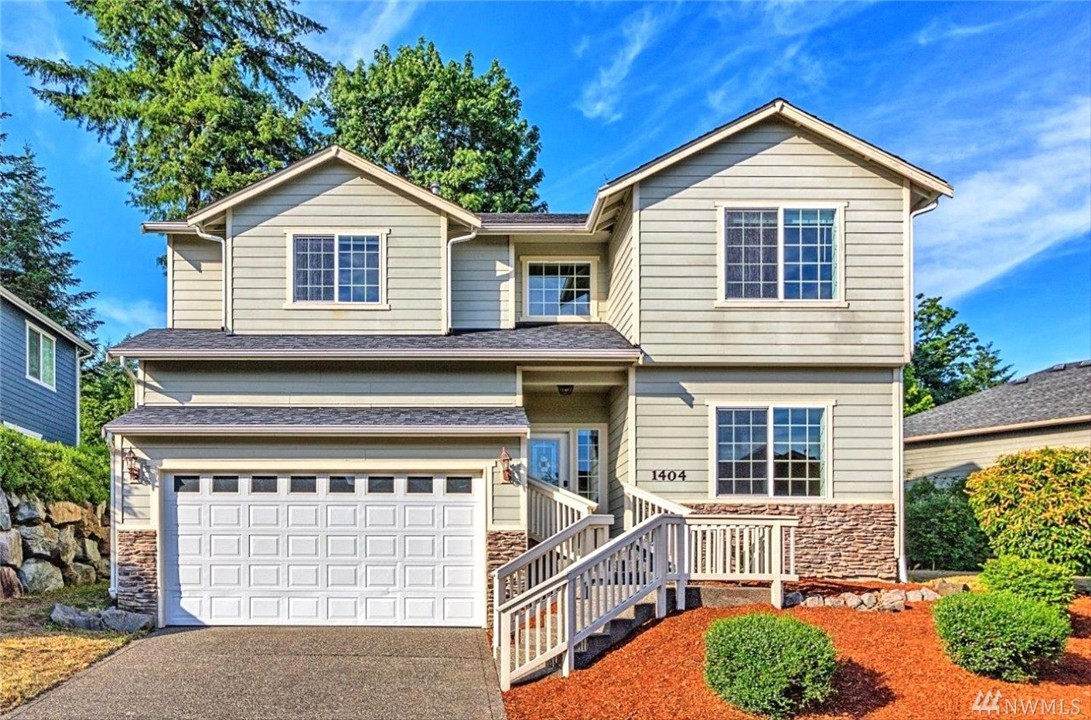 1404 Sunrise Vista Lane SW, Tumwater, WA 98512