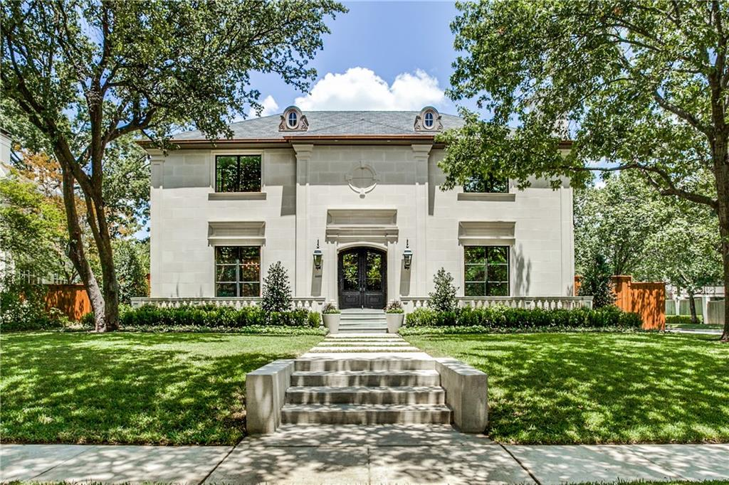 4400 Beverly Drive, Highland Park, TX 75205