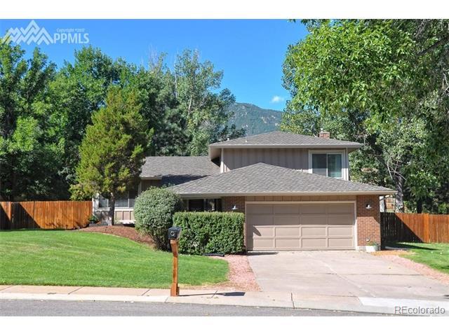 3880 Becket Drive, Colorado Springs, CO 80906