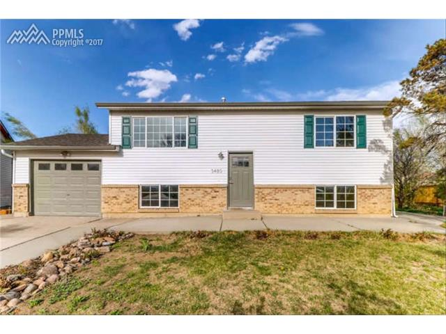 3480 Verde Drive, Colorado Springs, CO 80910