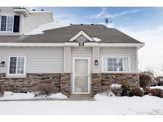 Appreciate the ease & mobility of having all necessities on the main level - master bedroom, laundry, full bath - and the flexibility of 2 additional bedrooms & spaces on the upper level. Vaulted ceilings & dramatic windows add to the spacious feel. Close to Deer Run Golf Course, lakes & trails. You won't be disappointed!
