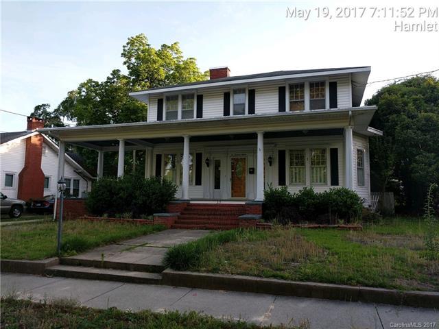 215 Minturn Avenue, Hamlet, NC 28345