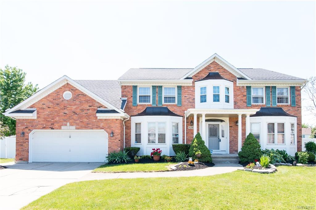 6290 Crosswinds Court, Clarence, NY 14051