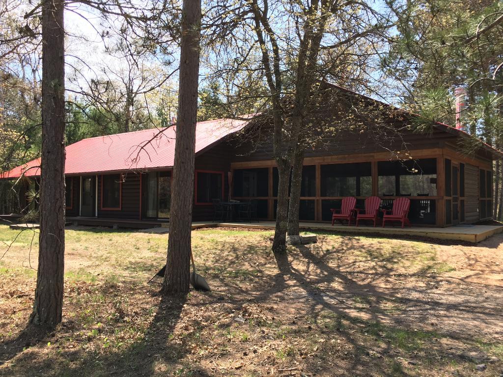 15911 S Bass Lake Road, Gordon, WI 54838