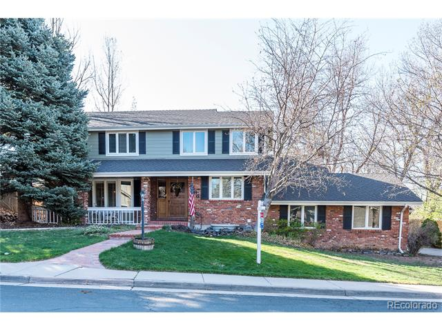 5096 E Maplewood Drive, Centennial, CO 80121