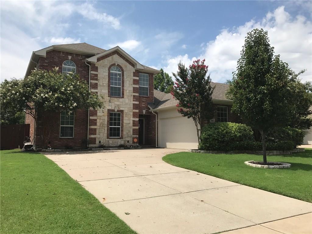 1010 Shelborn Drive, Allen, TX 75002