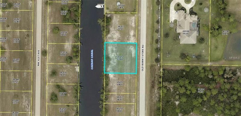 2818 OLD BURNT STORE ROAD N, CAPE CORAL, FL 33993
