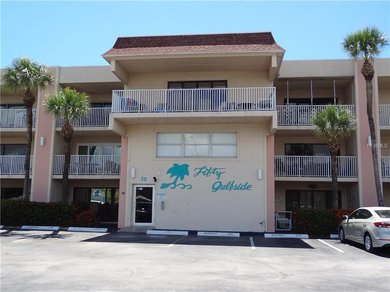 50 GULF BOULEVARD 104, INDIAN ROCKS BEACH, FL 33785