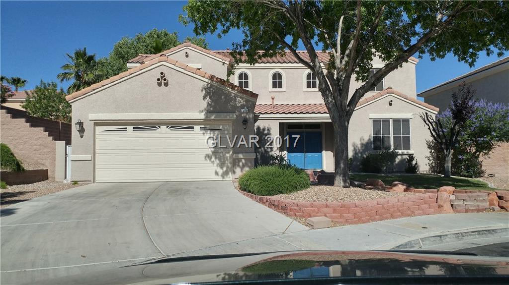 511 SIERRA PEAK Court, Henderson, NV 89052