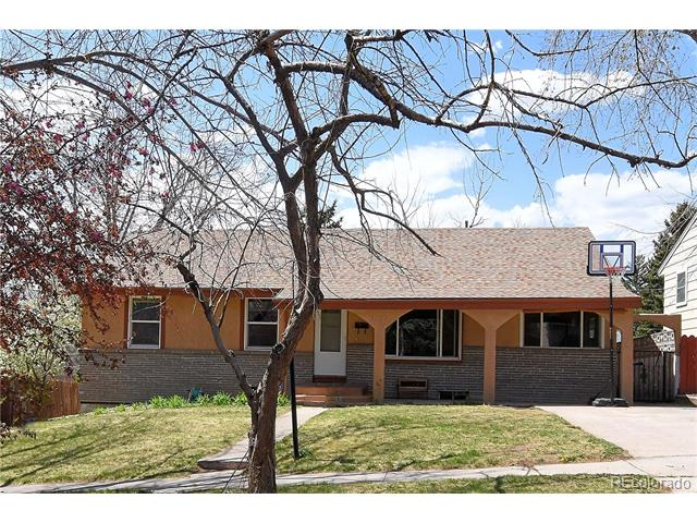 1706 Grant Avenue, Colorado Springs, CO 80909