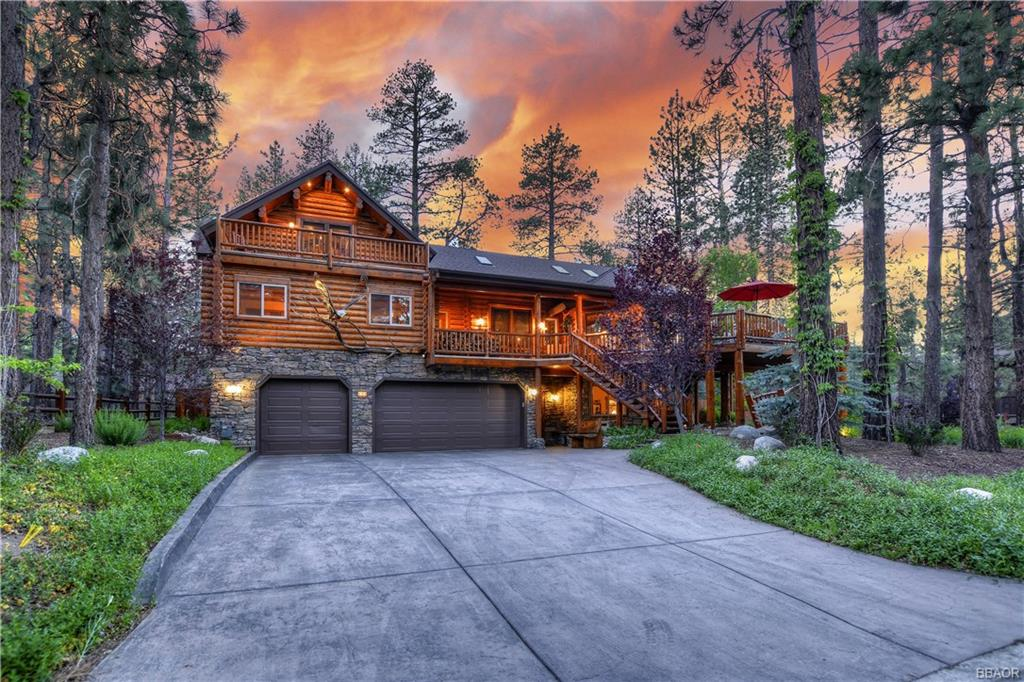 41469 Stone Bridge Road, Big Bear Lake, CA 92315