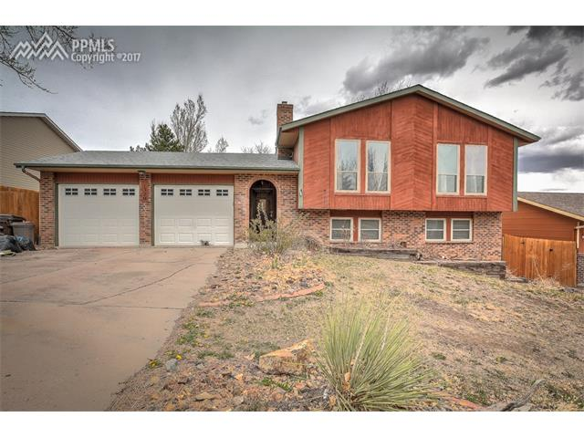 1320 Amstel Drive, Colorado Springs, CO 80907