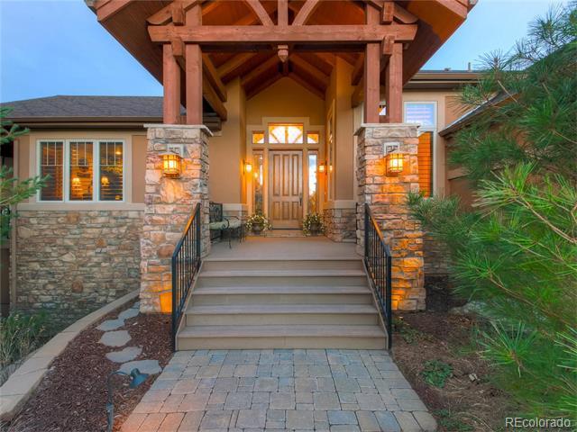 1254 Buffalo Ridge Road, Castle Pines, CO 80108