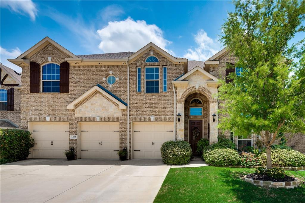 14008 Sparrow Hill Drive, Little Elm, TX 75068