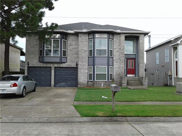 208 SOUTHWOOD Drive, Gretna, LA 70056