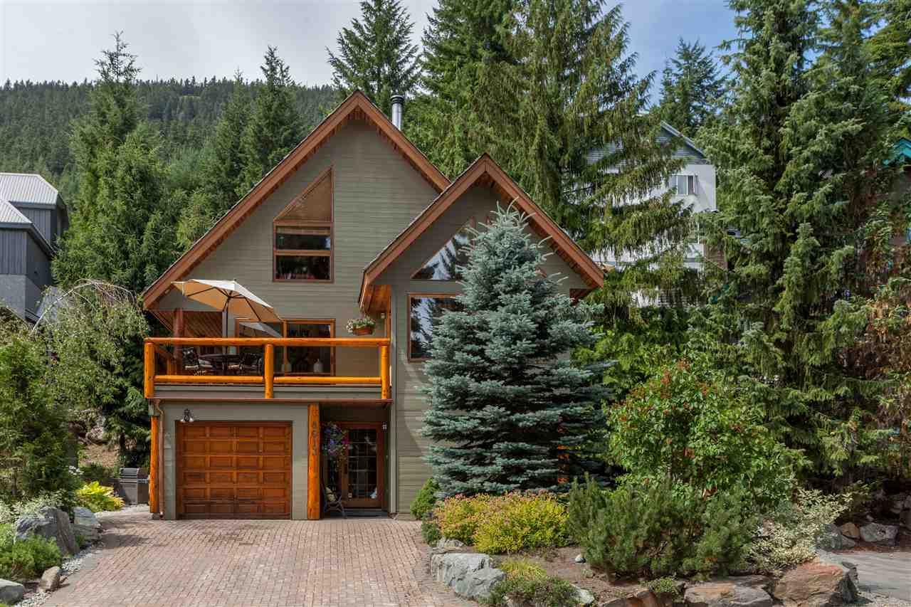 8613 FISSILE LANE, Whistler, BC V0N 1B8