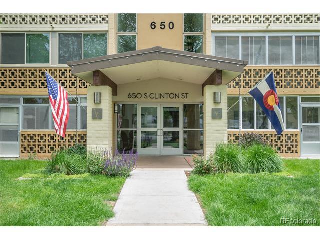 650 S Clinton Street 8A, Denver, CO 80247